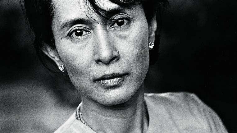 Аун Сан Су Чжи (Мьянма) — женщина с даром бесстрашия