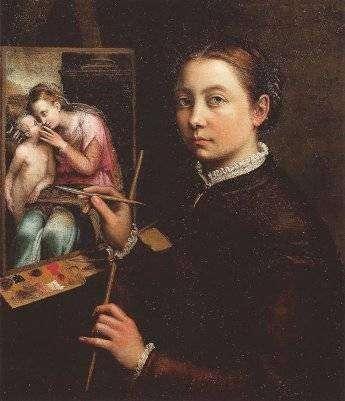 Артемизия Джентилески — художница эпохи барокко, 300 лет забвения