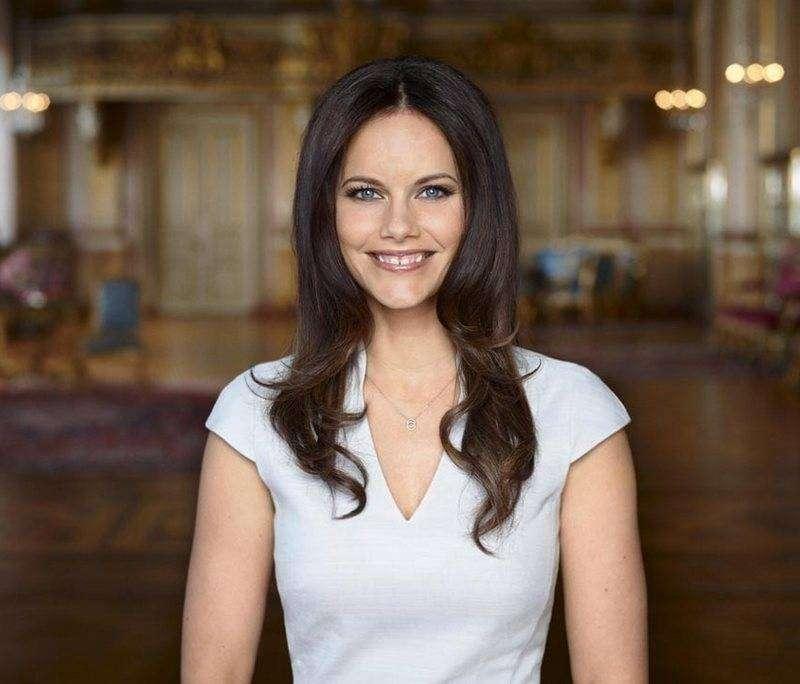 София Хелльквист — принцесса Шведская — Золушка-2015