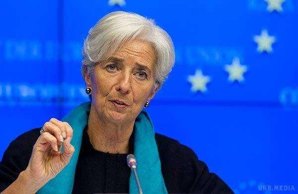 Кристин Лагард — глава МВФ, полная биография