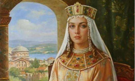 Ольга — русская княжна — королева Греции