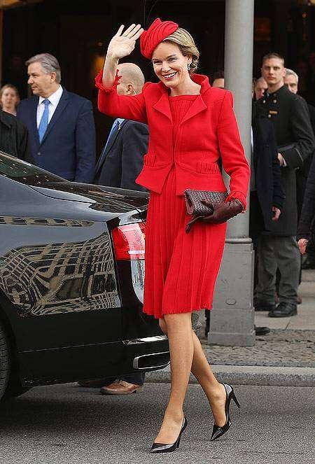 Матильда, кто она, королева Бельгии