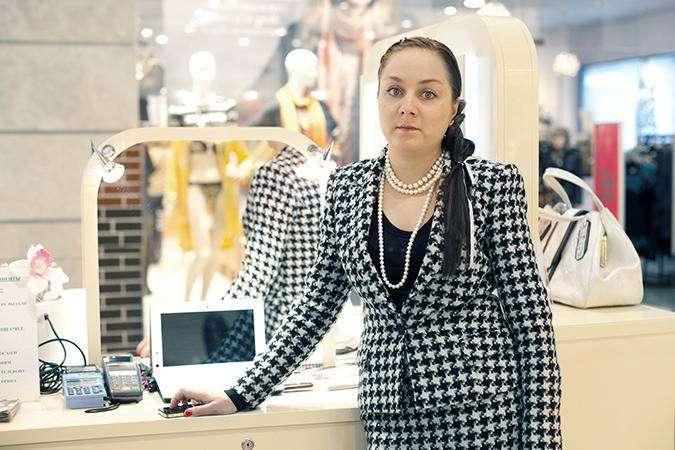 Ирина Репина — бизнес на плетении кос «Вуаля»