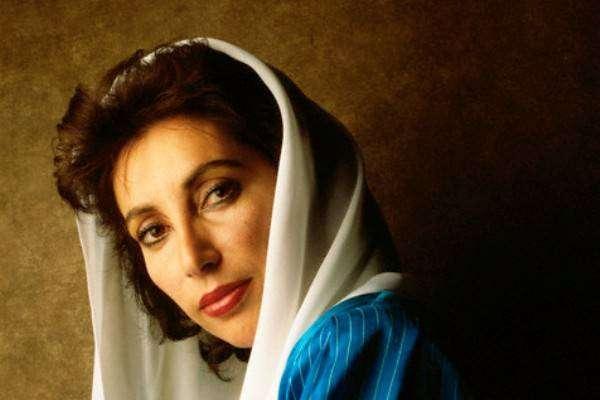 Беназир Бхутто — роза Пакистана