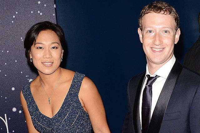 Присцилла Чан — жена Марка Цукерберга (Facebook)
