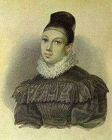 Елизавета Нарышкина (декабристка), последовала за мужем в Сибирь