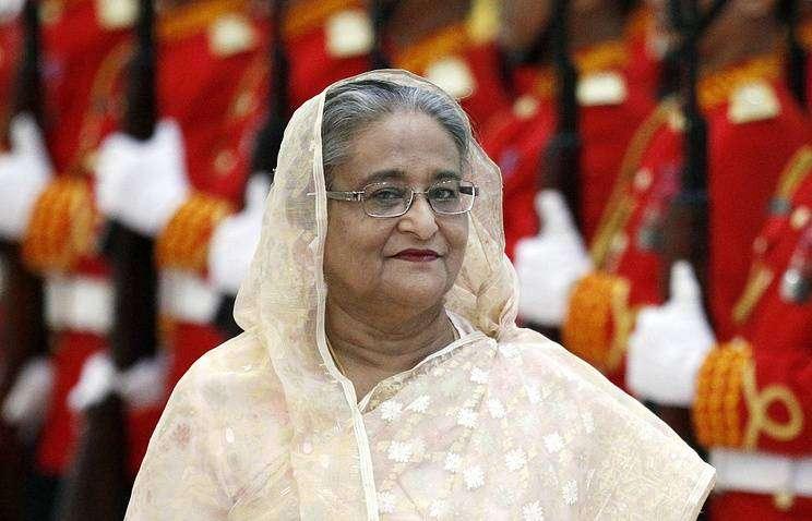 Шейх Хасина Вазед — премьер-министр Бангладеш
