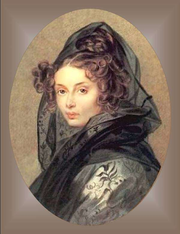 Александра Муравьёва — трагедия жены декабриста