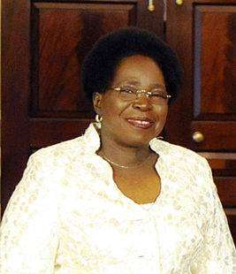 Нкосазана Дламини-Зума — железная леди Юга Африки