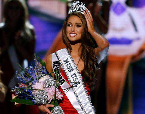 Ниа Санчес — 'Мисс США 2014', от США на на конкурсе 'Мисс Вселенная 2014'