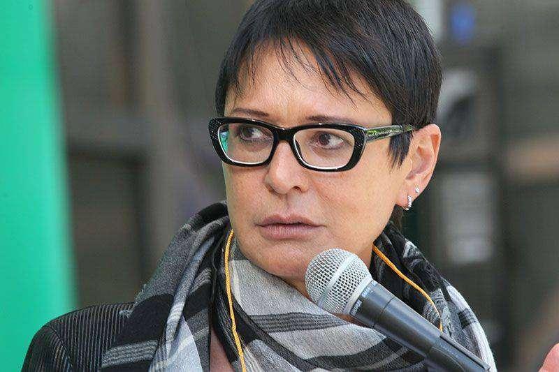 Ирина Хакамада: я стопроцентная женщина