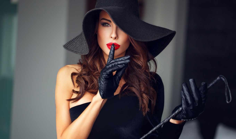 Женская шляпа и ее разновидности