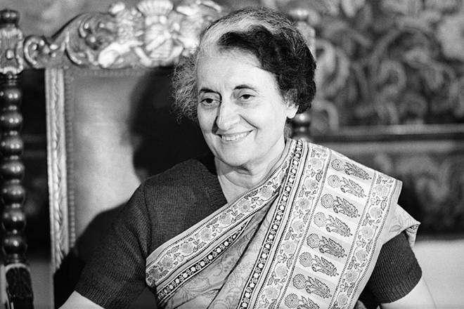 Индира Ганди — первая женщина премьер-министр Индии, биография