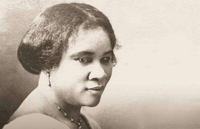 Сара Уокер — первая темнокожая миллионерша из Книги рекордов Гиннесса