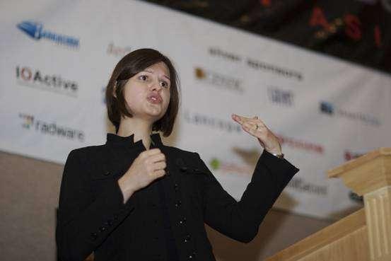 Йоанна (Жанна) Рутковская — самая известная женщина-хакер