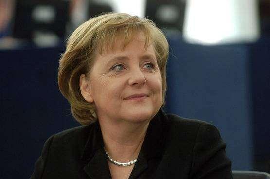 Ангела Меркель — первый канцлер-женщина
