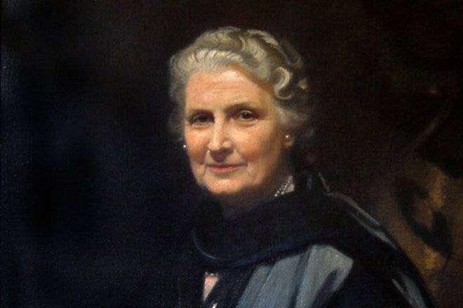 Мария Монтессори — признана одной из 4 величайших педагогов XX века
