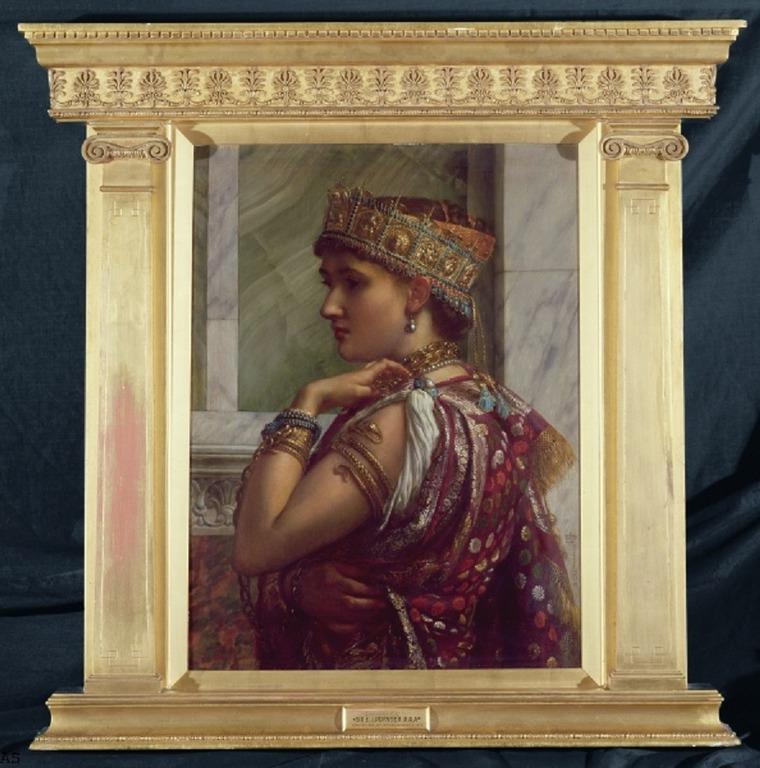 Зенобия… Царица-воительница из Пальмиры
