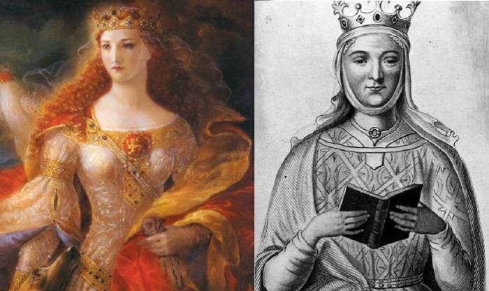 Алиенора Аквитанская — самая влиятельная женщина XII в., мать Ричарда Львиное Сердце