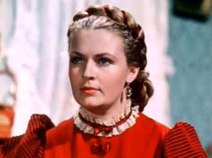 Надежда Чередниченко — забытая звезда советского кино 50-х