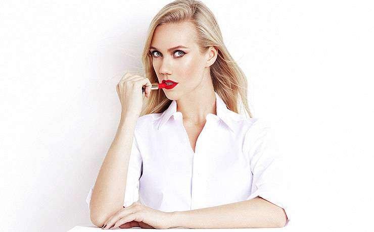Елена Крыгина — самый популярный бьюти-блогер в России