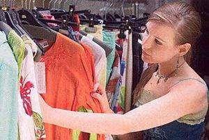 Кэтрин Финни — как потратить доллар, а выглядеть на миллион