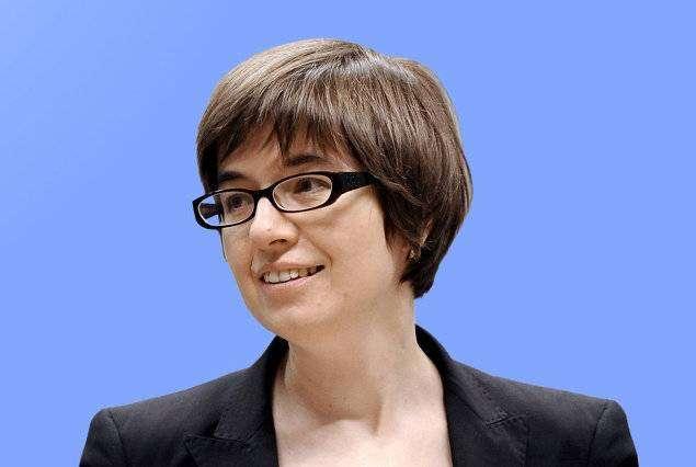 Ксения Юдаева — первый заместитель председателя Центробанка РФ