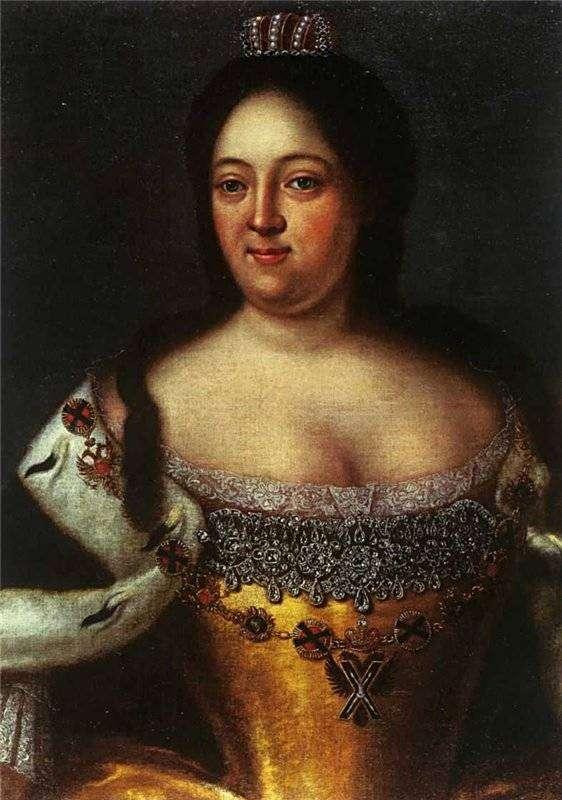 Анна Иоанновна — императрица, биография