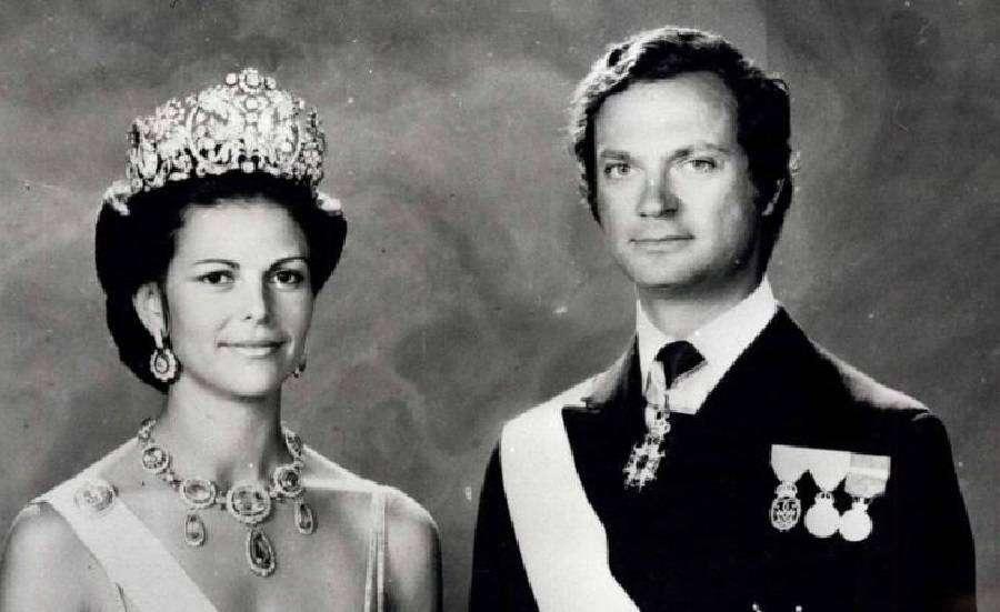 Королева Сильвия: ради нее король изменил многовековую традицию