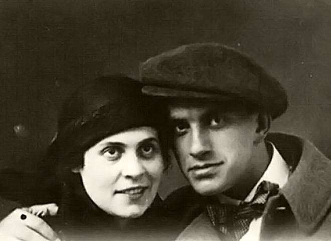 Лиля Брик и Владимир Маяковский: любовный треугольник