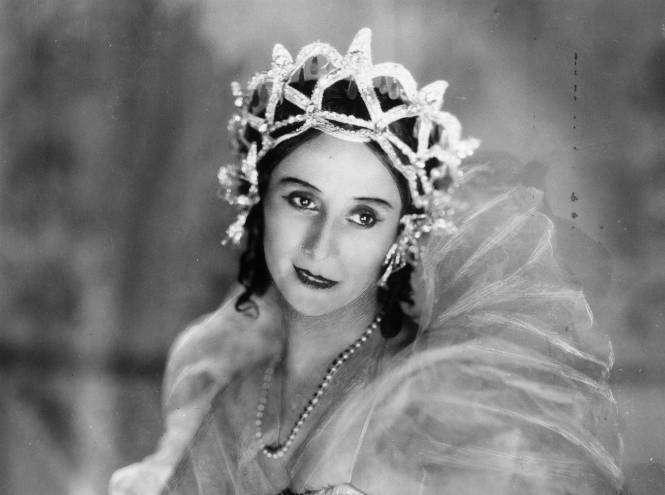 Анна Павлова — одна из величайших балерин XX века