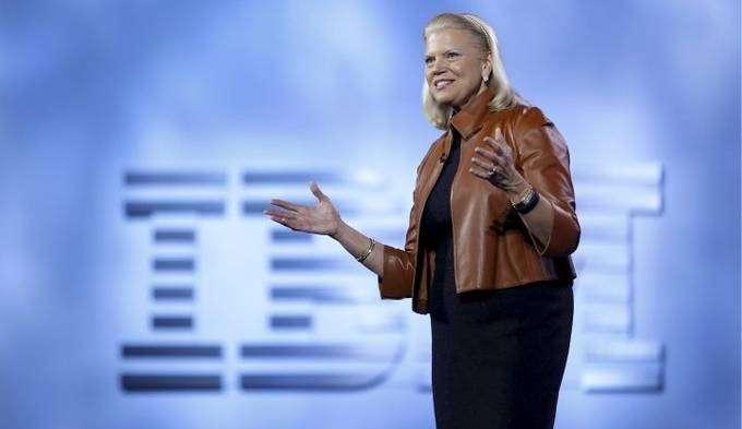 Джинни Рометти — гендиректор IBM и самая влиятельная бизнес-леди США