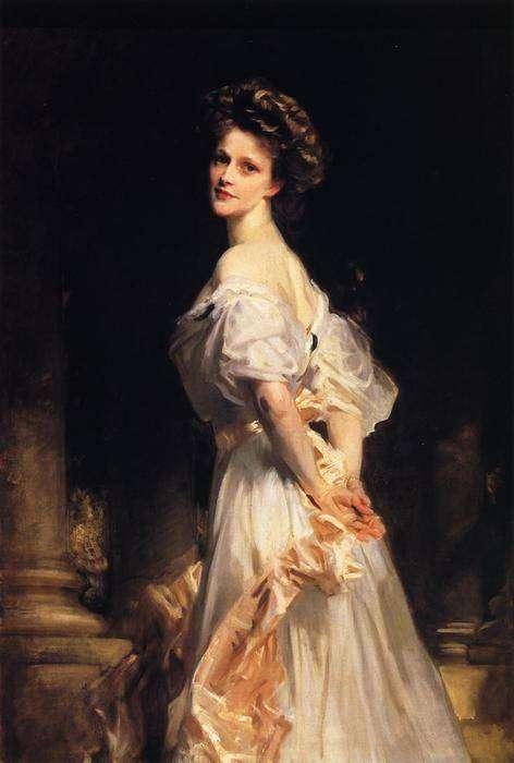 Нэнси Астор — красавица и первая женщина-депутат британского парламента.