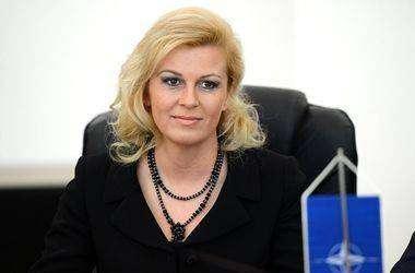 Колинда Грабар-Китарович — полная биография, президента Хорватии