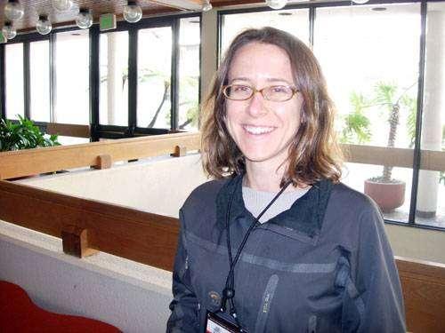 Анна Войжитски — создатель первой генетической социальной сети