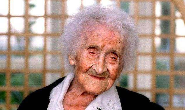 Жанна Кальман — старейшая из когда-либо живших людей на Земле