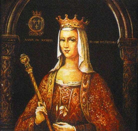 Анна Ярославна, королева Франции, самая влиятельная женщина Европы XI века