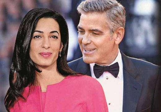 Амаль Клуни (Аламуддин) — жена Джорджа Клуни, биография, история любви