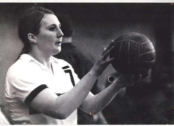 Инна Рыскаль — легенда мирового волейбола