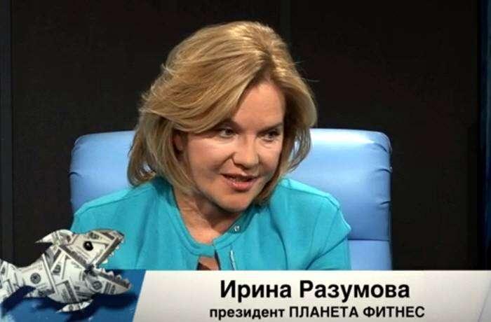 Ирина Разумова (Краг): биография создателя «Планеты Фитнес»