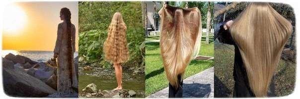 Девушки с самыми длинными волосами в истории