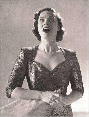 Кэтлин Феррьер — красивейший голос столетия