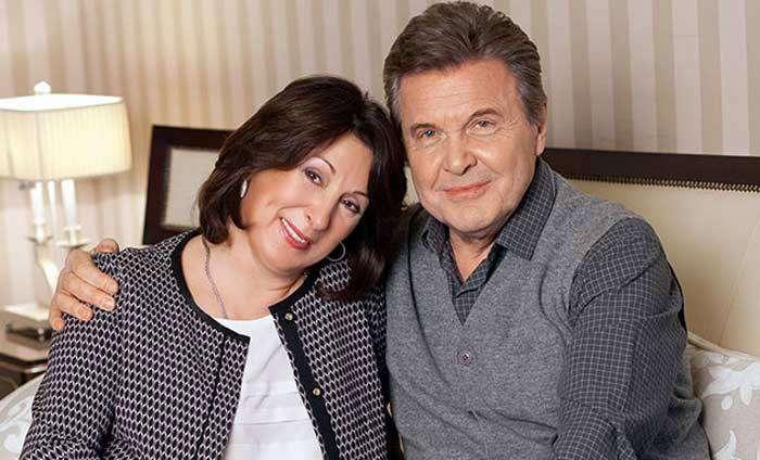 Ирина Лещенко, жена Льва Лещенко, биография