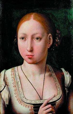 Хуана I Безумная — королева сошла с ума от любви к мужу