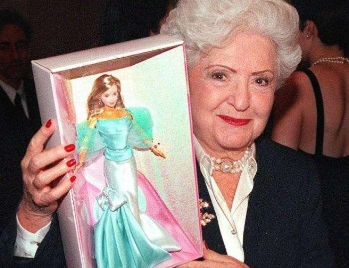 Рут Хэндлер заработала миллионы на кукле Барби