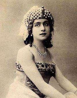 Вера Каралли: страсть, балет, политика