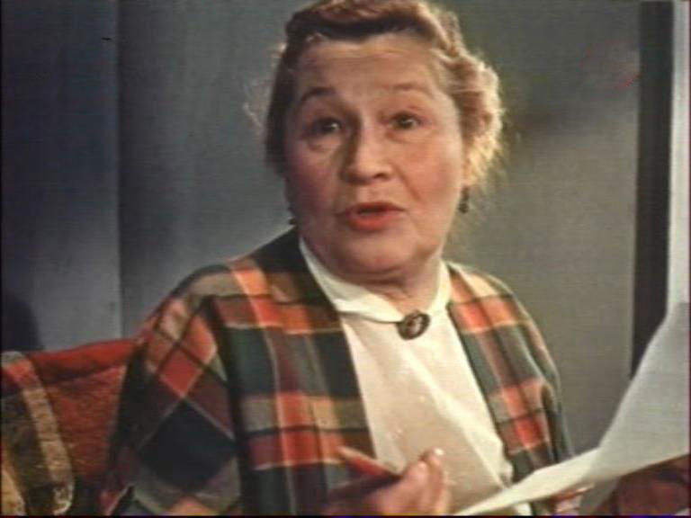 Анастасия Зуева — знаменитая бабушка-сказочница из советских сказок