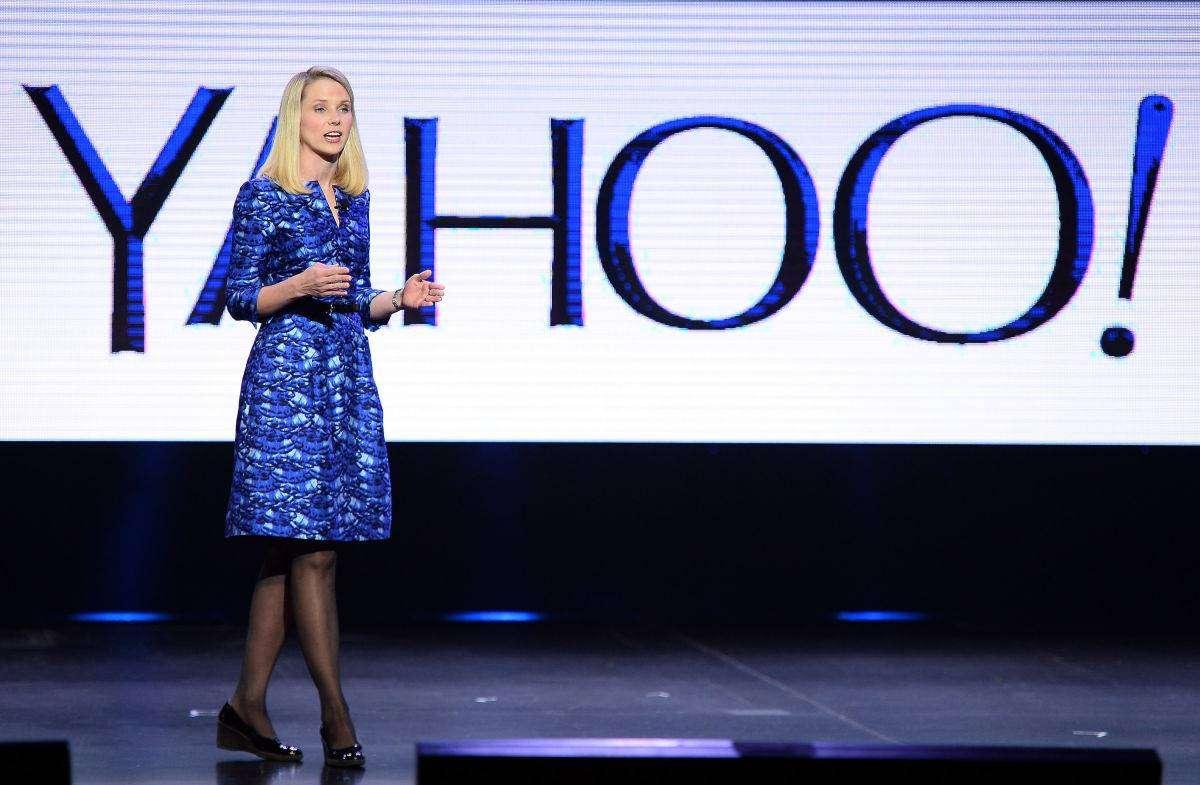 Марисса Майер — директор компании «Yahoo!», история успеха