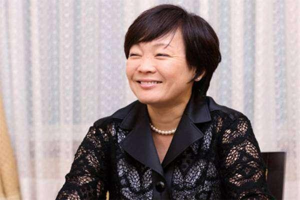 Акиэ Абэ — первая леди Японии, биография