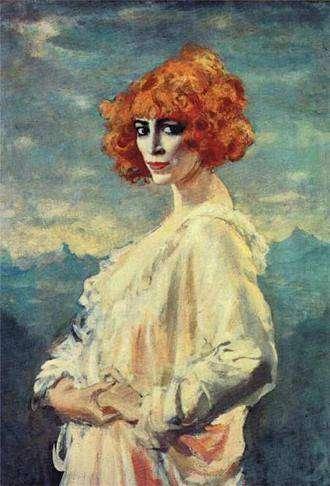 Луиза Казати — великая покровительница искусств